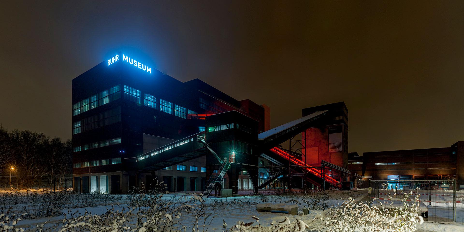 Welterbe Zollverein - Kohlenwäsche - RuhrMuseum- Essen