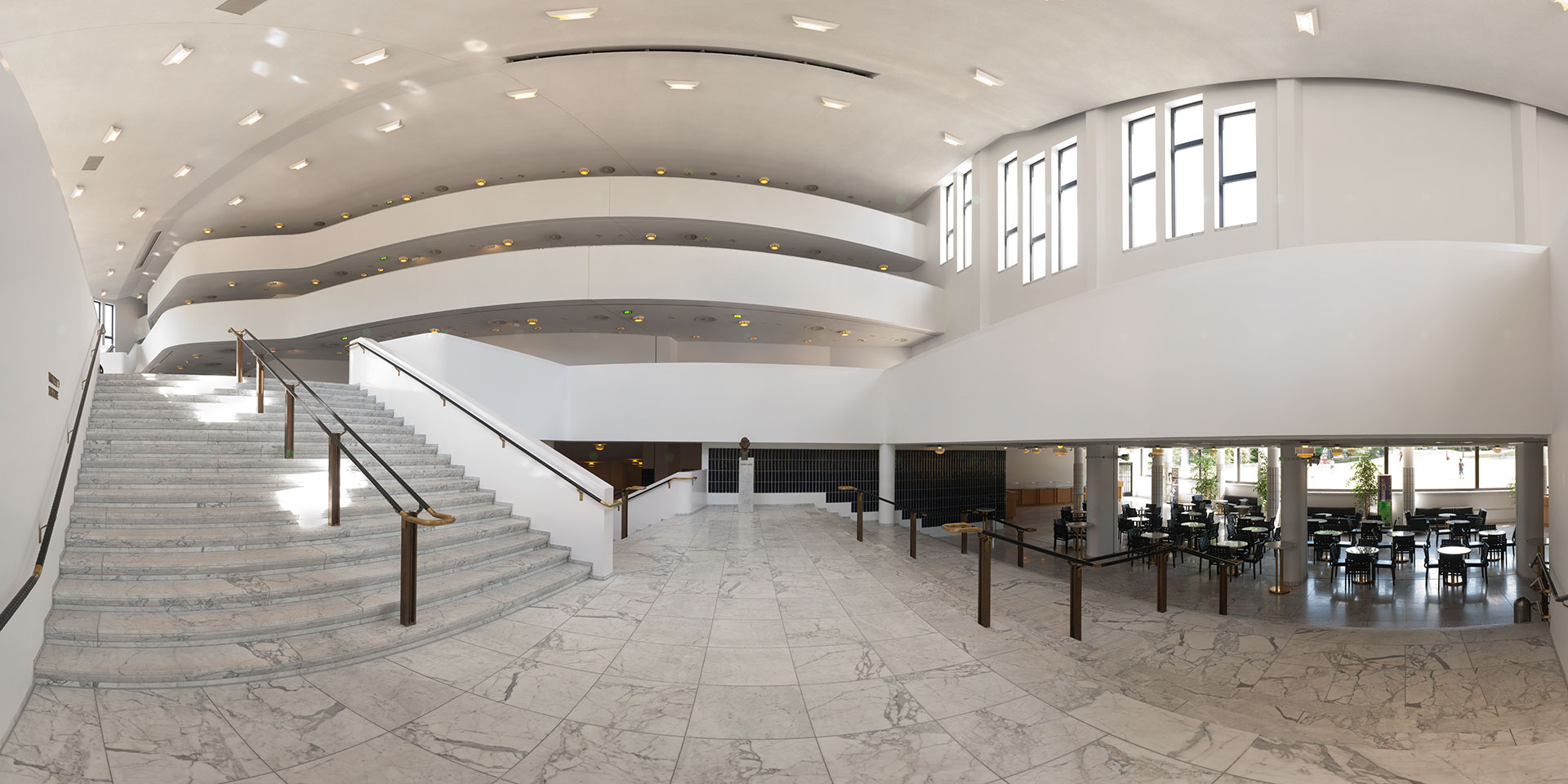 Aalto-Theater - Essen - Foyer