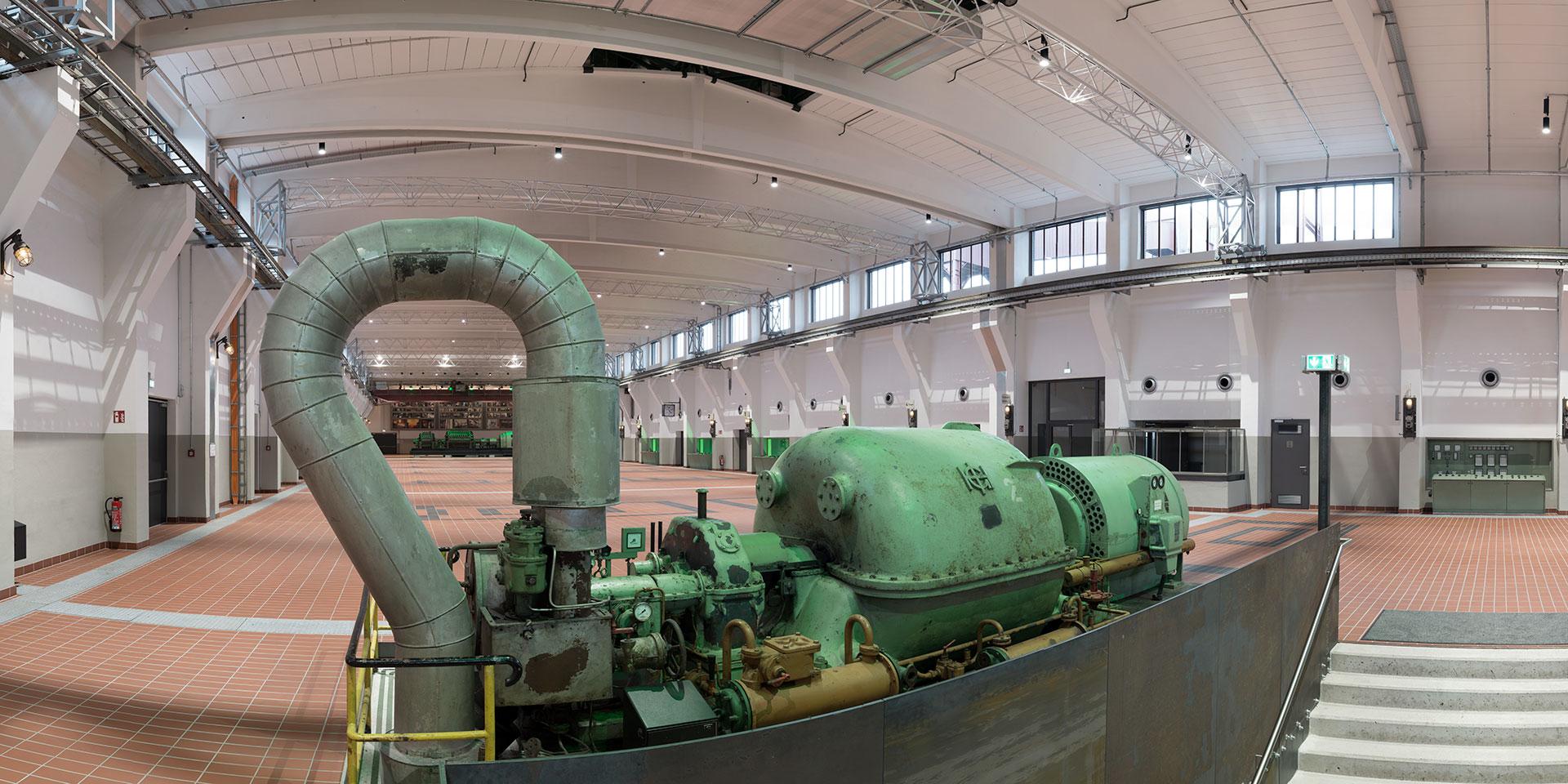 Grand Hall Zollverein - Essen