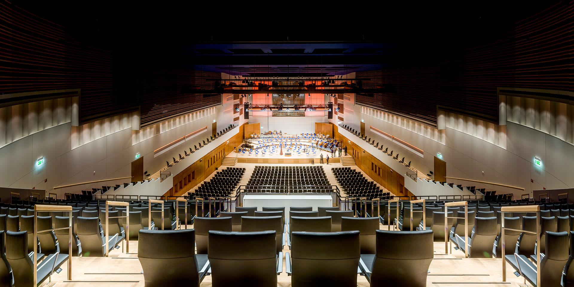 Mercatorhalle - Duisburg