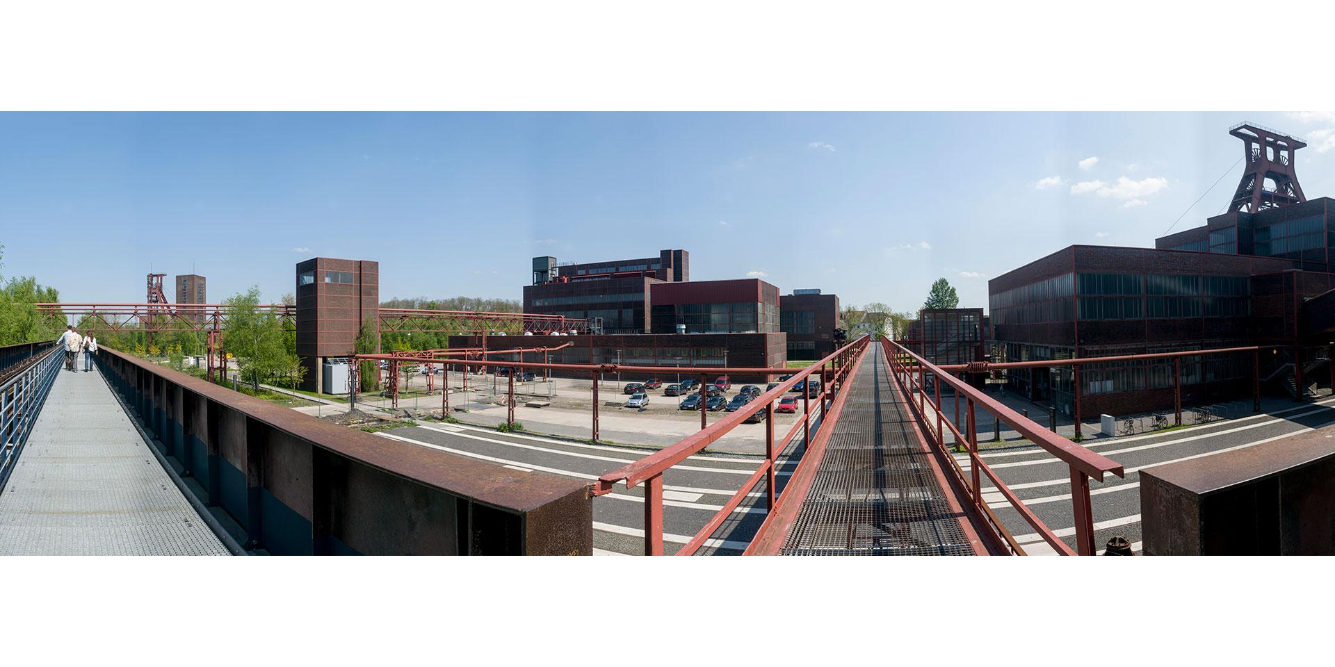 Zeche Zollverein - Essen - Deutschland