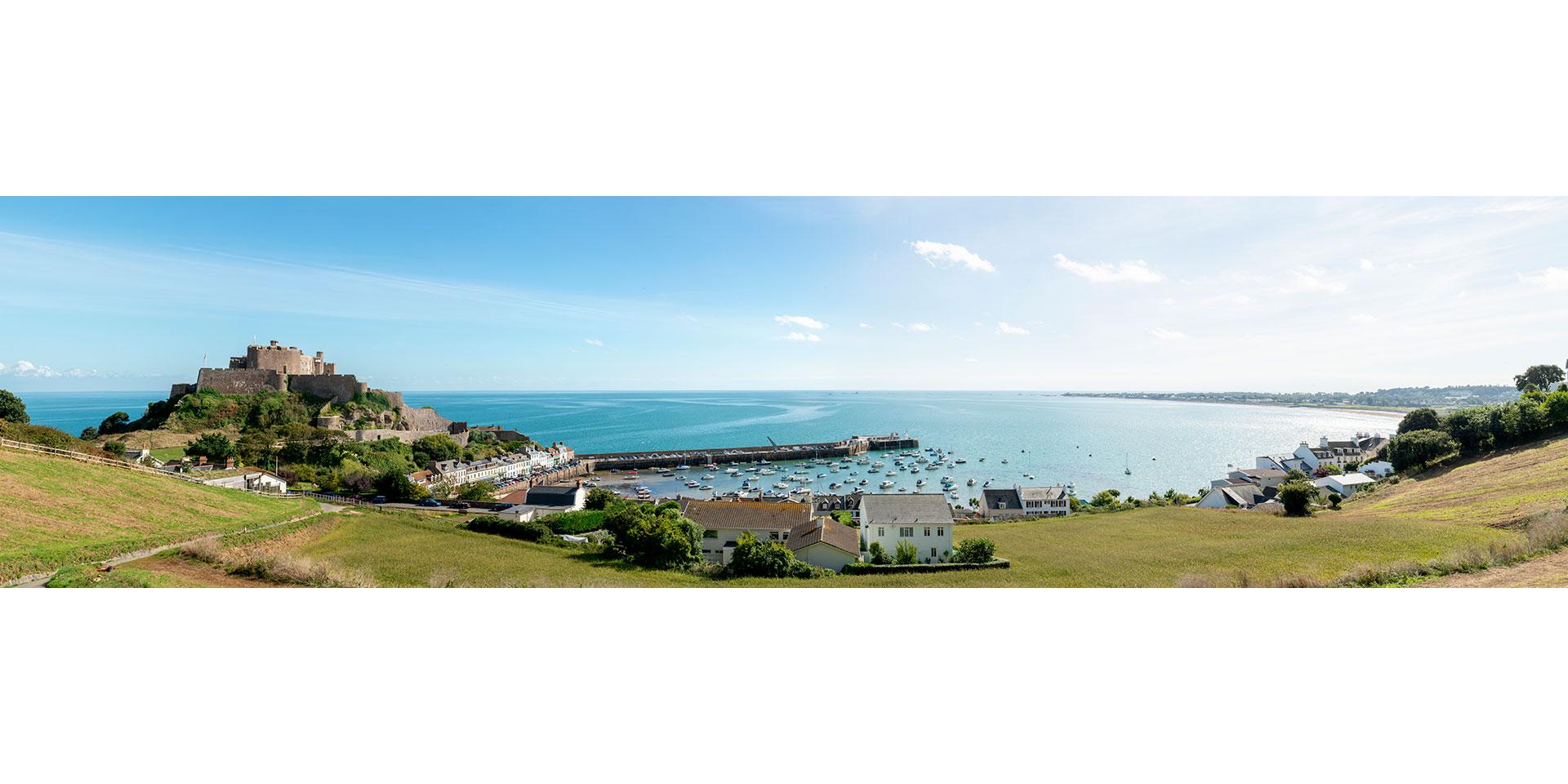 Gorey-Pier - Jersey - Großbritannien