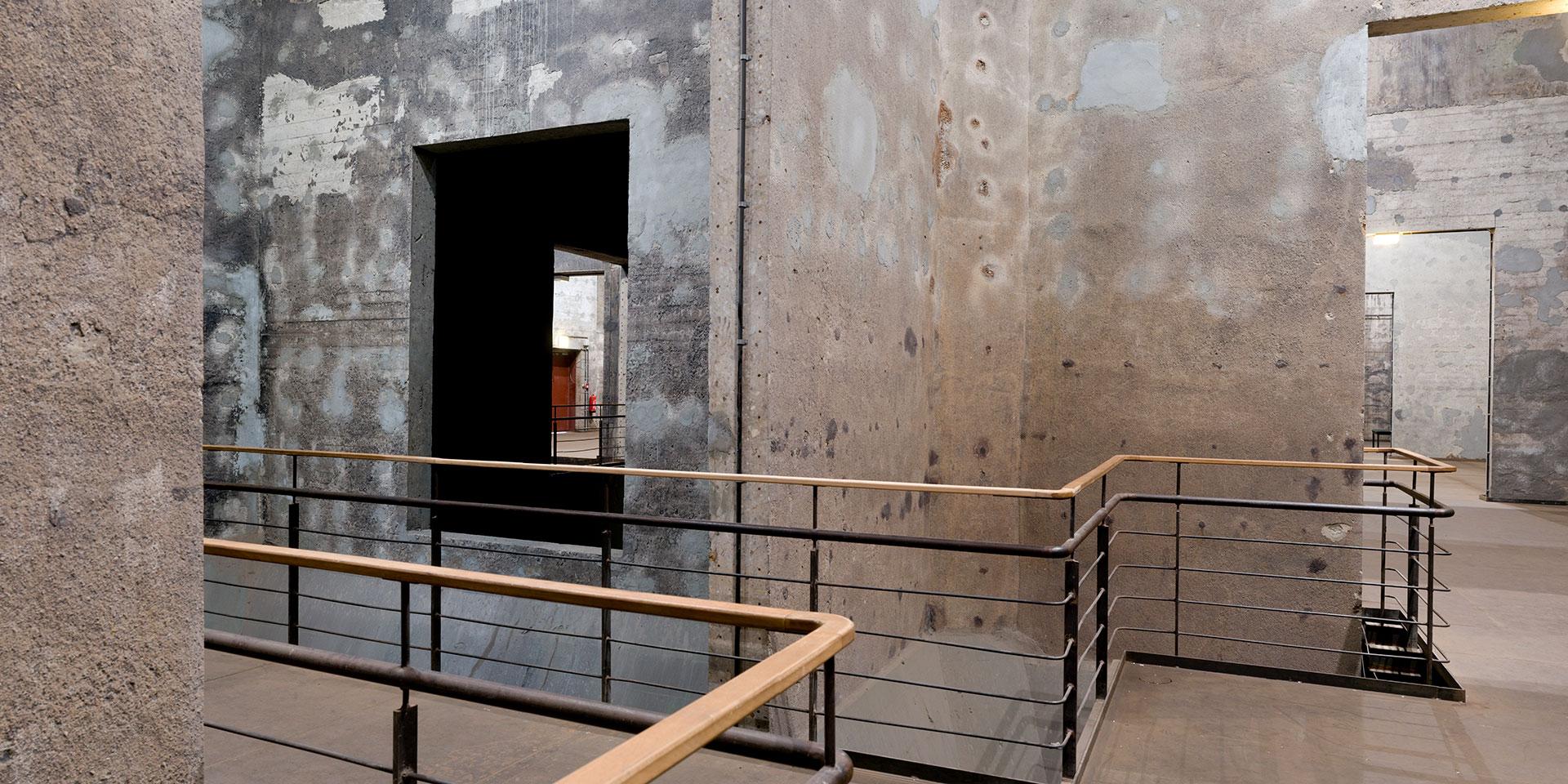 Kokerei Zollverein - Mischanlage