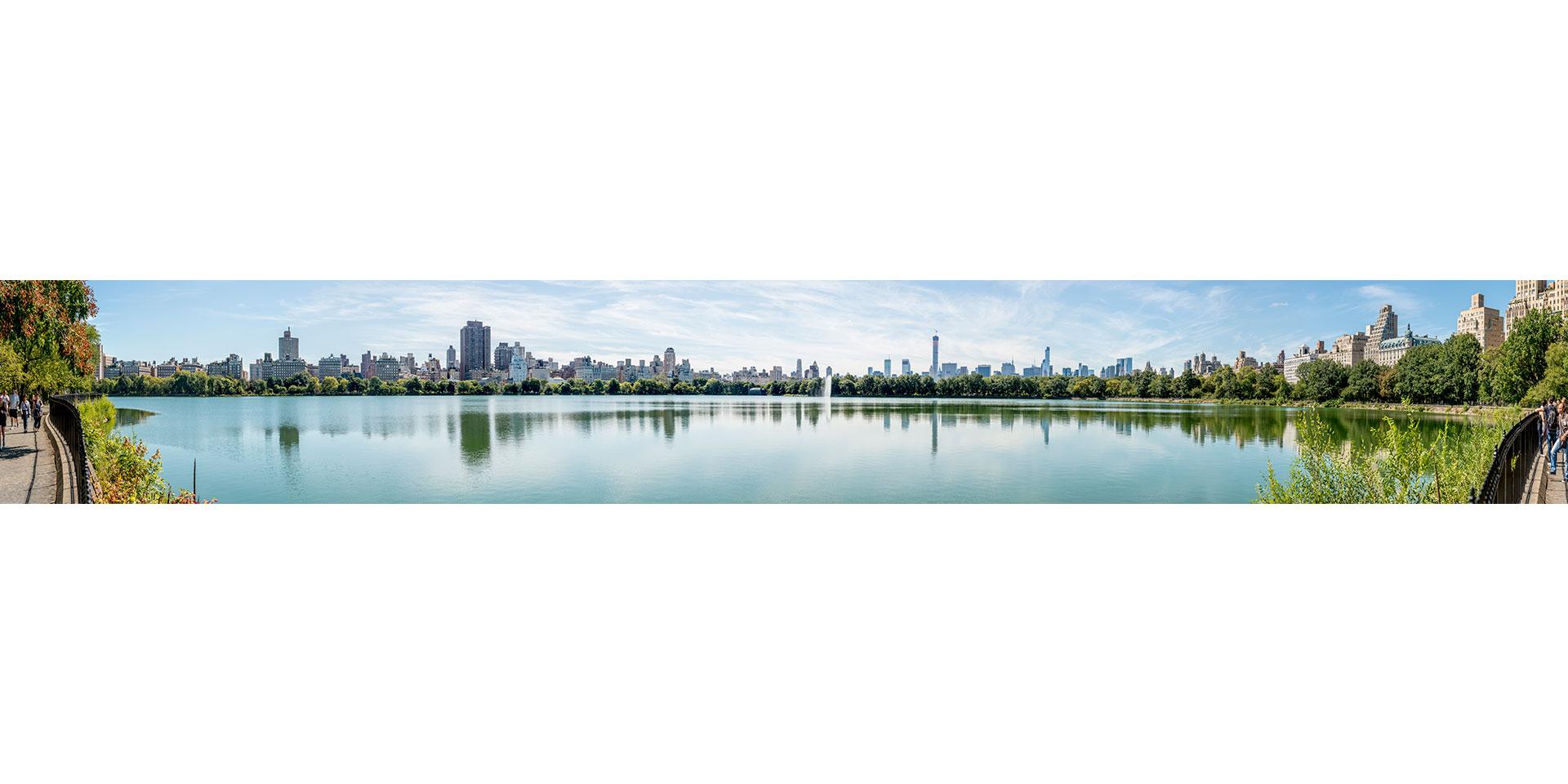 Central Park Reservoir | Jacqueline Kennedy Onassis Reservoir - New York - USA