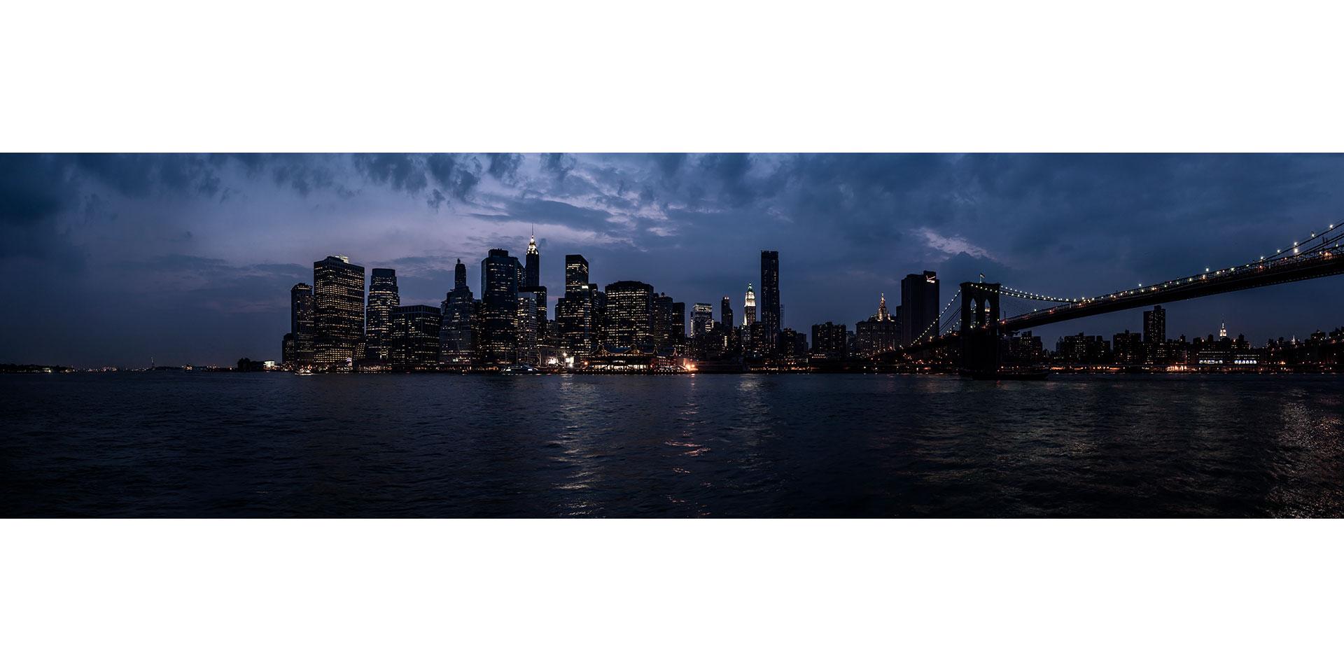 New York | Brooklyn Bridge | Financial District - New York City - USA