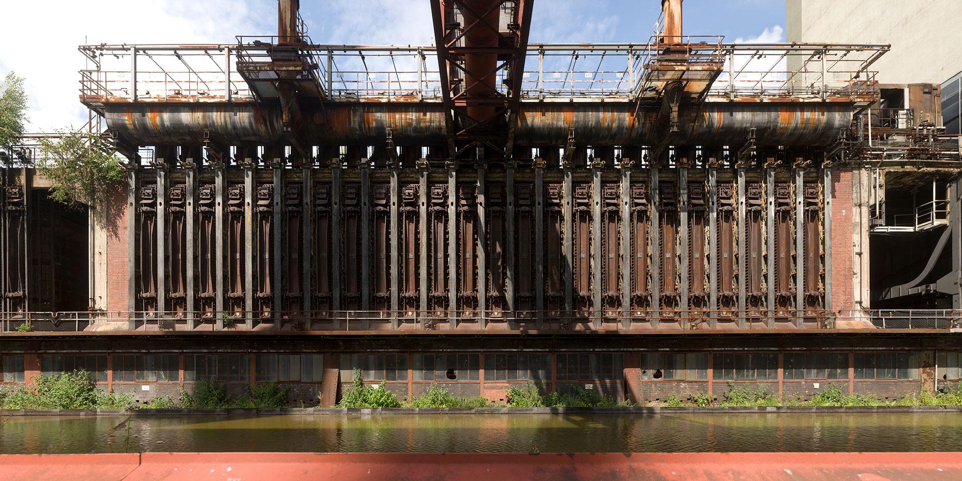 Koksofenbatterien | Kokerei Zollverein - Essen - Deutschland